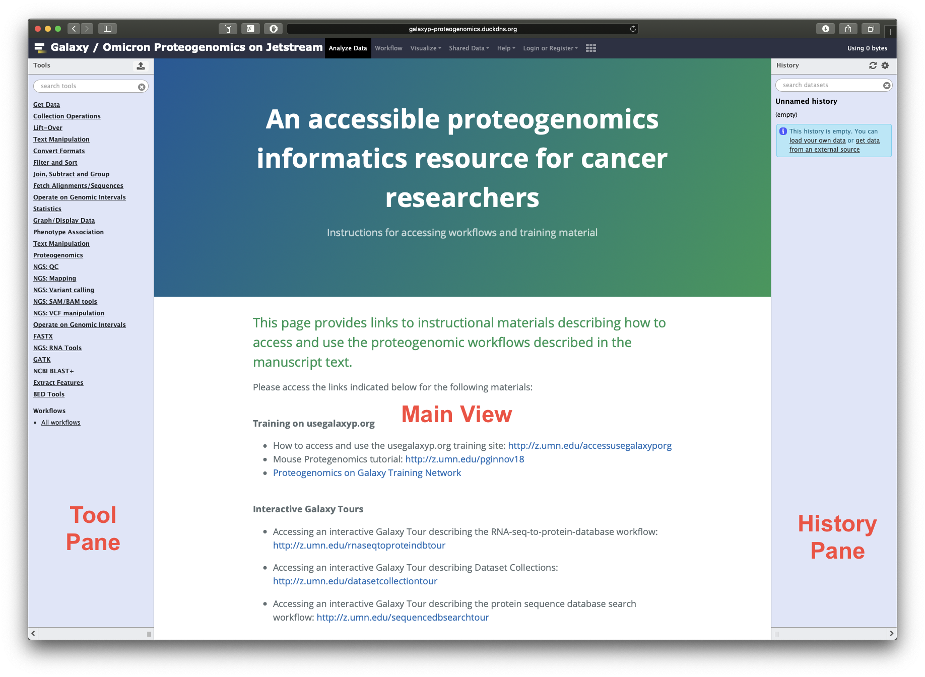 QuanTP: A Software Resource for Quantitative Proteo-Transcriptomic